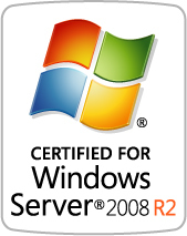 Windows 2008 certified